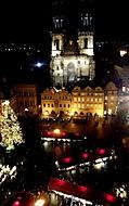 Vánoční Praha 2014