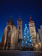 Vánoční hradec
