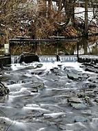 U zimního potoka