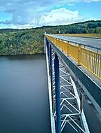 Žďákovský most přes Orlík