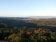 Výhľad z Vyhliadkovej veže - Košice
