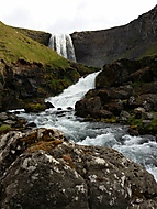 Kerlingarfoss Island