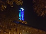 noční Nová radnice