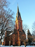 Varnsdorf, Červený kostel