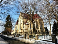 Varnsdorf, Kostel sv. Karla Boromejského