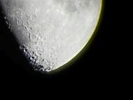 Měsíc digiscoping