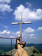 Kristovy nohy.