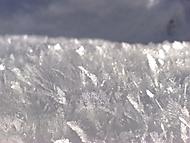 krýštáliky snehu
