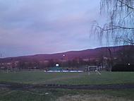 krásne zafarbenie hôr