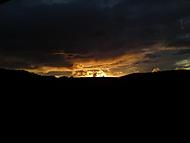 zapad slunce