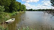 Oderské rybníky - loďka