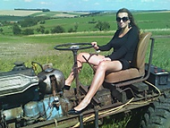 dědův traktor