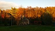 Chaloupka u lesa :)