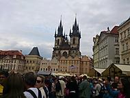 Praha výlet 2014