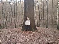 Nejvetsi dub v Kosteleckem lesu:)