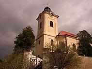 kostelík v KD
