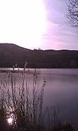 svietiace jazero