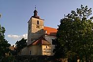 kostelík v Cirkvicích