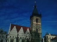 Novoměstská radnice - Praha