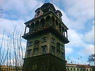 Vodárenská věž...