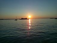Zadar- západ slunce