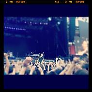Z koncertu Bruce Springsteena! :-)