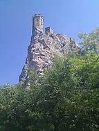 Devín - veža