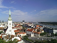 Bratislava z Hradu