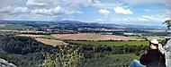 Panorama Příhrazské skály