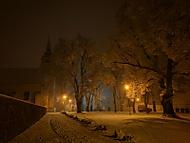 Tak fotí Honor 8 v noci