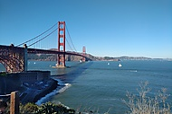 Golden Gate Bridge (drnebolito) – Blackberry Keyone