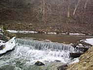 Opárenské údolí (březen 2010)