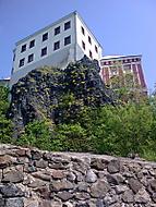 Milešovský zámek, tedy domov důchodců
