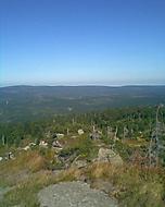 Foto z hory Jizery