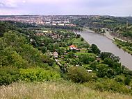 pobřeží Vltavy
