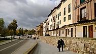 Ulice v Salamance