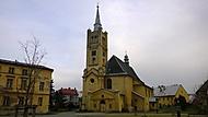 kostel sv. Kateřiny Alexandrijské ve Vidnavě