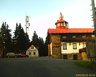 Horská chata Pancíř