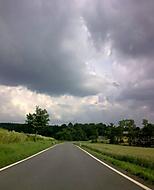 klid před bouří
