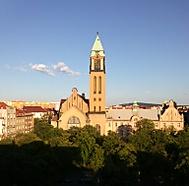 Pohled z okna 3
