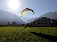 Pristani paragliderovo