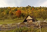 podzim na Točníku