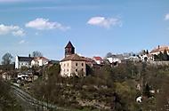 zámek Rataje okr.Kutná Hora