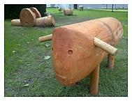 Dřevěná zoo