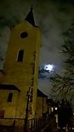 Kostelík v Dolních Počernicích
