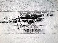 prasklina v ledu