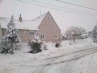31 březen 2013 sněhová kalamita