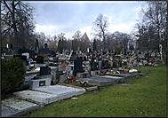 Hřbitov na Slezské