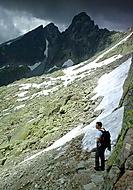 hory & človek