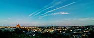 Pohľad na Brno zo Špilberku